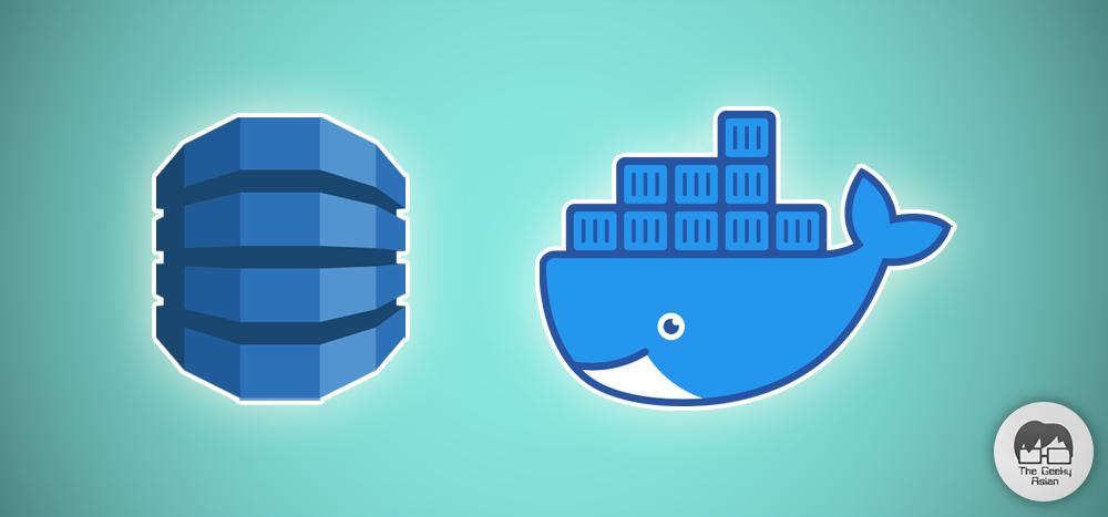How to set up DynamoDB locally using Docker