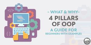 4 Pillars of OOP